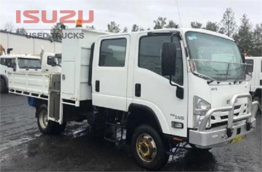 2015 Isuzu NPS 65 155 4x4 CREW Used Isuzu Trucks - Trucks for Sale