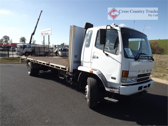 2005 Fuso Fighter 10 Cross Country Trucks Pty Ltd - Trucks for Sale