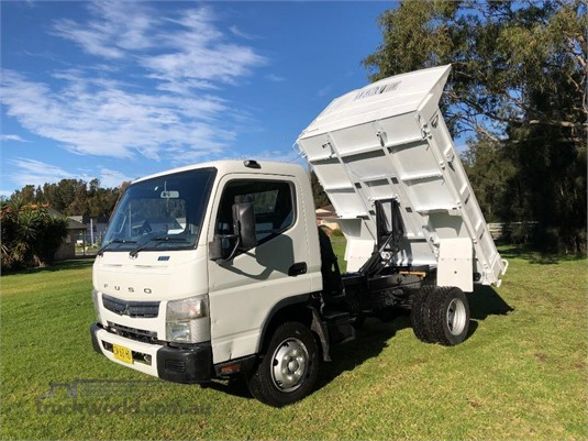 2012 Fuso Canter 715 Factory Tipper Hills Truck Sales - Trucks for Sale