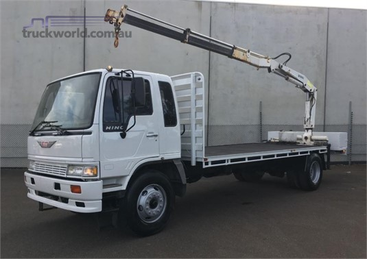 1992 Hino GH - Trucks for Sale