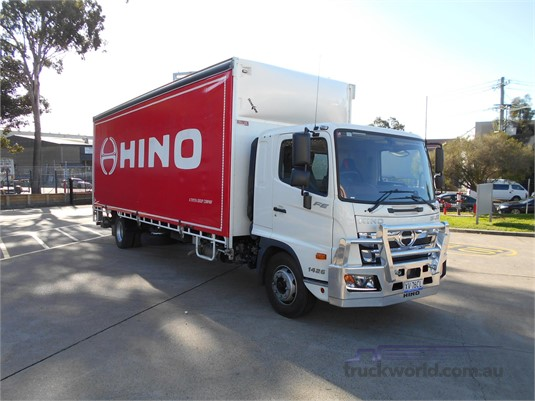 2018 Hino 500 Series - Trucks for Sale
