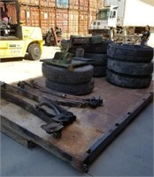90 Pieces for a M939 Mil Trac Truck