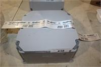 2 BOXES SCEPTER PLASTIC TYPE