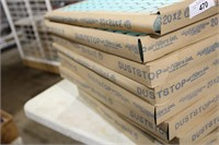 8 DUST STOP FILTERS (20X20X2)