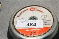 ABMAST GRINDING DISC (6X2X5/8 - 11)