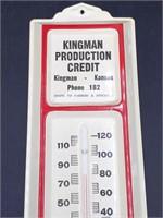 Kingman, Kansas Production Credit Metal