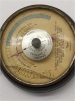 "Taylor Fishing Guide Fisherman's Barometer 3.25"""