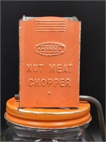 """Androck Nut Meat Chopper 6"""""""