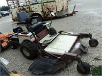 Public Auto Auction -Mowers, Trailers, Equipment