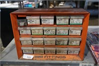 PAPCO FITTINGS CONTAINER (EMPTY)