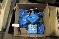 PART BOX  13 SAFE GUARD CIRCUIT BREAKERS