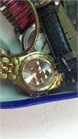 A lot of miscellaneous watches