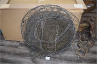 Fish Hoop Nets