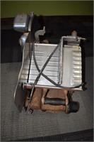 US Slicing Co Electric Meat Slicer