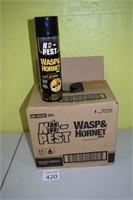 Full Case of Wasp & Hornet Spray
