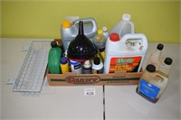 Automotive Oils & Supplies