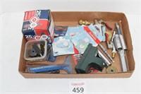 Sockets, Air Tools, & Batteries