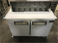 """New - Small Scrath on side - 48"""" Cold Table"""
