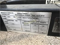 2018 Tandem Axle 7' x 14' Utility Trailer