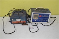 (2) Battery Chargers