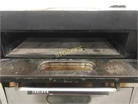 Garland Double Stack Stone Gas Pizza Oven