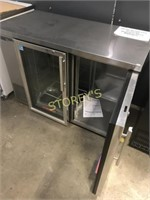 NEW TRUE BACK BAR - Never Used Stainless Steel