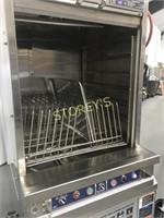 FL10G - LVO High Temp Dishwasher - Pot and Pan