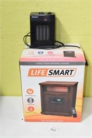 Large Room Infrared Heater & Small Heater