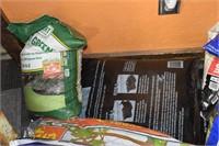 Mulch, Rock Salt, Asphalt, & Fertilizer