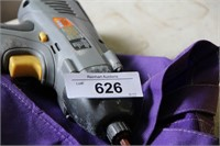 DURA PRO DRILL , 2 BATTERIES & CHARGER (WORKS)