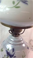 20 inch gone with the wind  style lamp