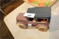 toy tin car