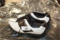 worn callaway golf shoes sz11
