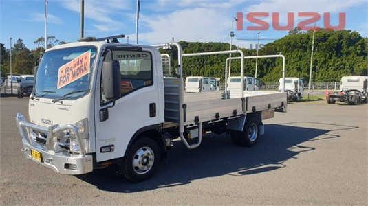 2019 Isuzu NPR 45 155 MWB Tradepack Used Isuzu Trucks - Trucks for Sale