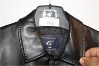 (m) new emporio black jacket mens