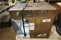 dove water distiller (runs)