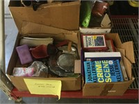 Lot of assorted house items and more