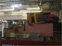 Lot of assorted kids toys and more