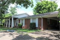 ELLIS ESTATE - NICE SINGLE LEVEL BRICK HOME - CAR - ANTIQUES