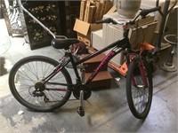 Metal frame Schwinn 7 speeds bike