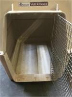 Petmate Vari Kennel XL dog crate, approx 48x32x36
