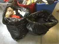 Large lot of woman, kids clothing