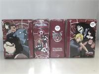 10 Factory seal FullMetal Alchemist Tin boxes