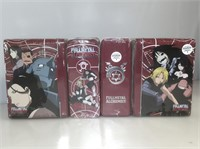 10 Factory seal FullMetal Alchemist Tin boxes