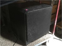 'DCM Loudspeakers' Subwoofer, untested