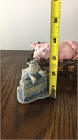 Collection of Pig Figurines