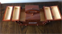 Small Singer Sewing Box