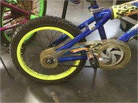 Kid Bicycle from Hot wheels