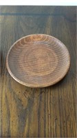Wood Trays & Covered Bowl