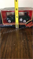 Diecast Ford & Chevy Pickup Trucks